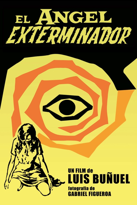 EL ANGEL EXTERMINADOR - Spanish Poster 1